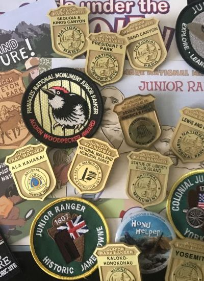 How Kids Can Become Junior Rangers!